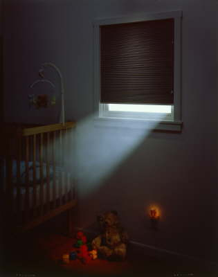 Naptime - use BO or room darkening EcoSmart shades.